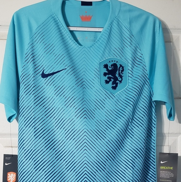 separation shoes d5605 a7db1 Netherlands nike jersey NWT